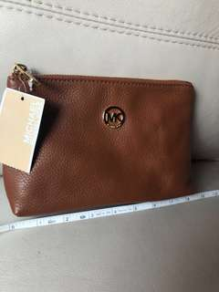 Michael Kors Travel Case (Leather)