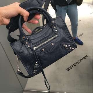 Balenciaga city mini handbags