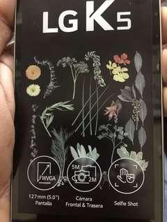 LG k5 Dule sim model x220g brand new