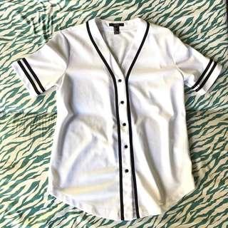 Forever 21 (F21) Baseball Shirt