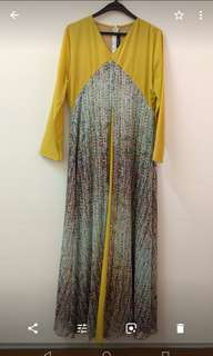 Kree dress/jubah