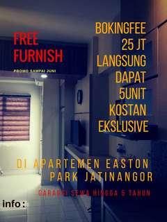 Apartemen murah bandung timur