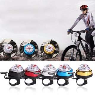 Bicycle compass bell