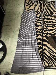 "REPRICED!! ""New York & Company"" maxi dress"