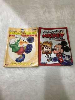 Take All Komik Mickey & Donal bebek