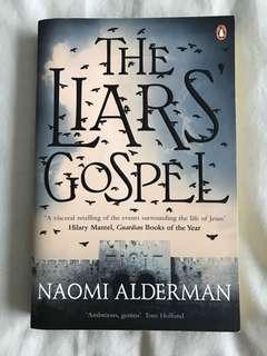 The Liars' Gospel : A Novel by Naomi Alderman