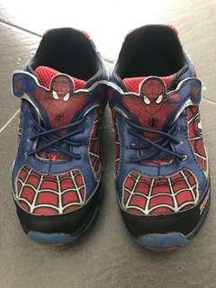 Stride Rite Spider-Man Shoe