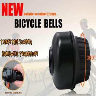 Bicycle Rotary Bell