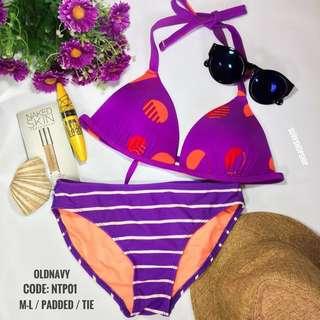 Purple Two piece / 2piece bikini