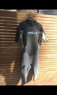 O'neill Short wetsuit size L 2.1