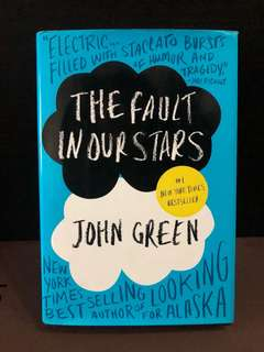 RUSH SELLING!!! The Fault in our Stars