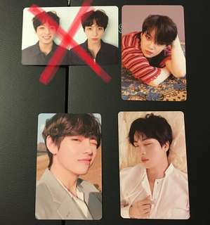 Trading all versions for JIMIN 💖