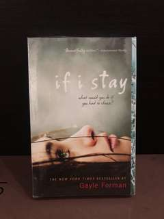 RUSH SELLING!!! If I Stay