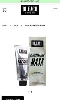 🚚 Bleach London 深層修護髮