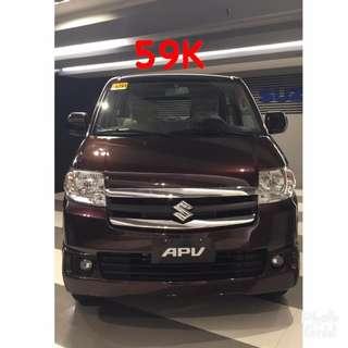Suzuki APV Back to school Promo DP
