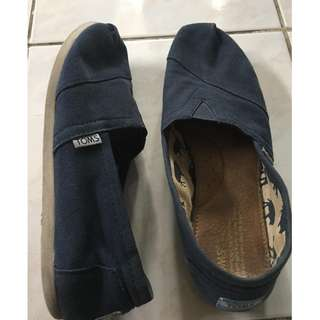 TOMS WOMEN'S SLIP ON