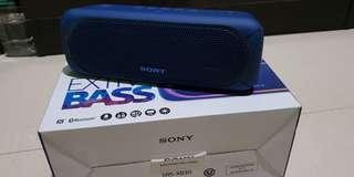 Sony xb30 bluetooth speaker