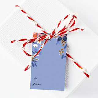 🚚 Flowers Gift Tags