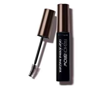 Maybelline Fashion Brow Mascara Deep Brown