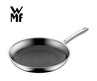 🚚 現貨 德國WMF Profi Resist系列28cm耐磨平底煎鍋+耐熱玻璃鍋蓋
