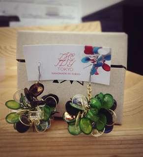 The ivy Tokyo 耳環 tsumire