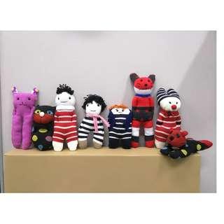 Hand Sew Sock Doll - Baby boy series