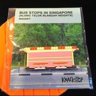 LTA Knackstop Bus Stops In Singapore Magnet - Telok Blangah Heights