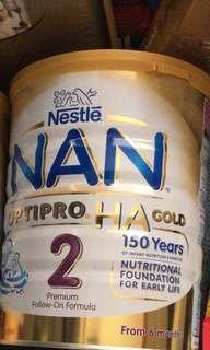 Nan Optipro HA stage 2