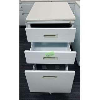 MOBILE PEDESTAL CABINET_Flush Handle_Office Furniture