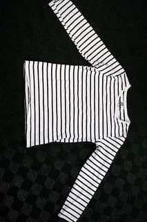 H&M Striped Longsleeves