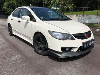 Honda Civic Fd 2.0 manual