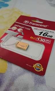 Transcend JetFlash®710 16GB USB3.1/3..0