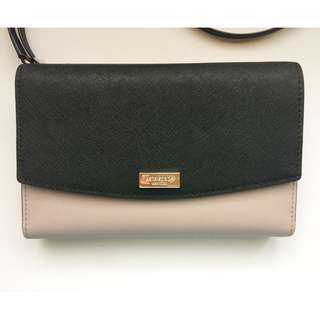 Kate Spade Two-tone Wallet Bag