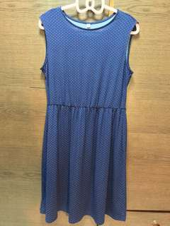 PL: Uniqlo Skater Dress