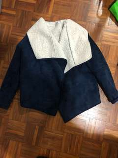 Navy coat/jacket