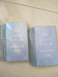 New ring Notebooks