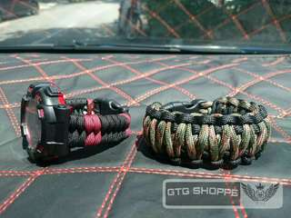 Paracord Watch Strap