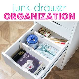 EXTENDABLE DRAWER PARTITION