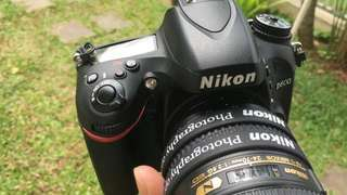Nikon D300 Fullset