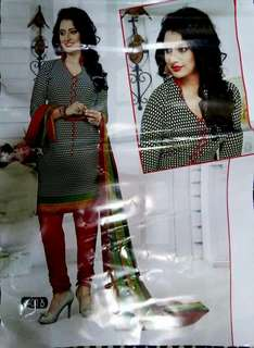 Punjabi suit Materials