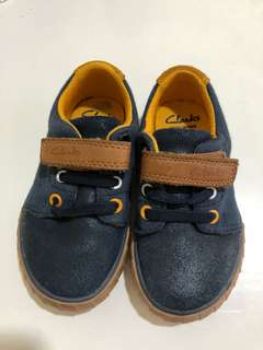 Clarks Boy Shoes