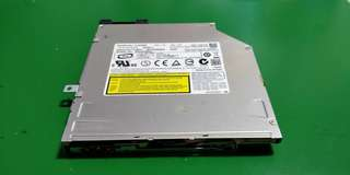 Laptop Blu-ray DVD burner