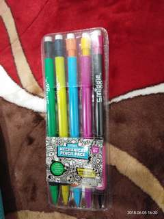 [Clear my collection] SMIGGLE MECHANICAL  PENCIL. Stationary
