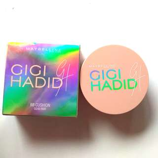 NEW, Maybelline BB Cushion X Gigi Hadid Limited Edition