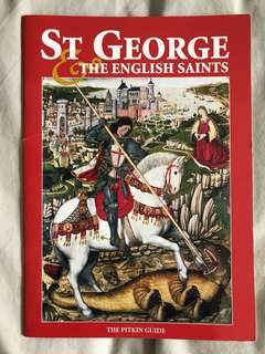 St George & The English Saints : The Pitkin Guide