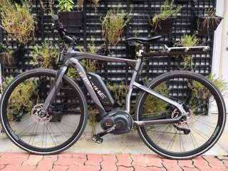 HAIBIKE bike bicycle xduro Urban 700c 36v 400Wh strictly for serious commuting cyclist aged 16+