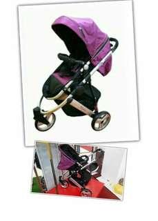 Perreno Baby Stroller
