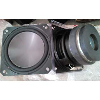 New 4 Inch X MetalBass Woofer For Sale