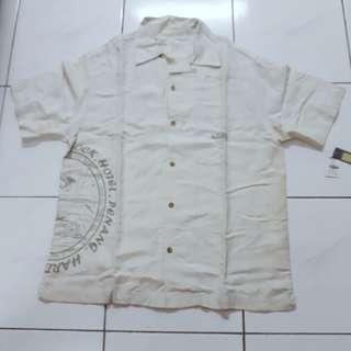 HARD ROCK Linen Shirt