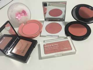 Blushes for sale